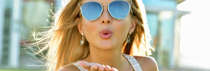 Verres lunettes de soleil